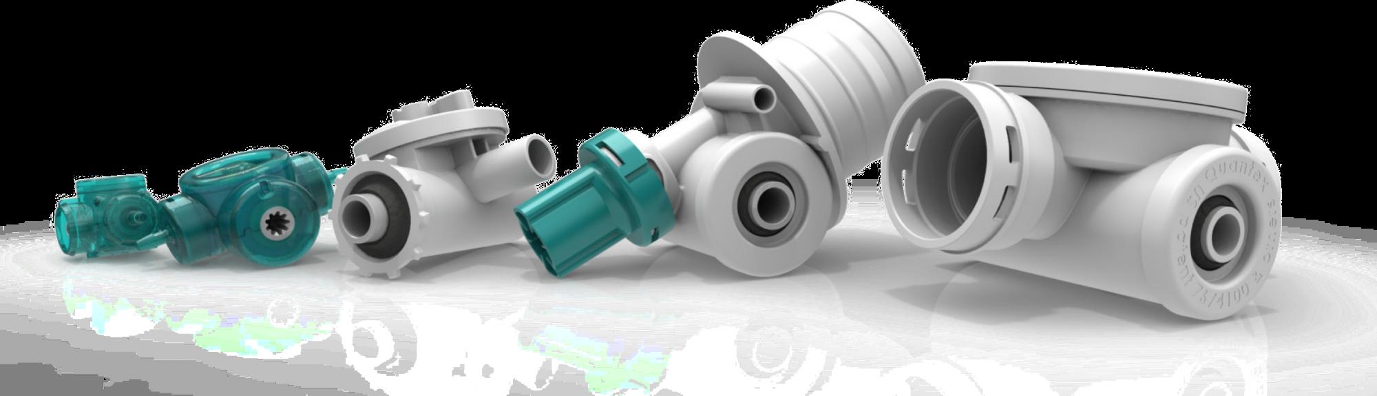 Quantex Arc complete pump range